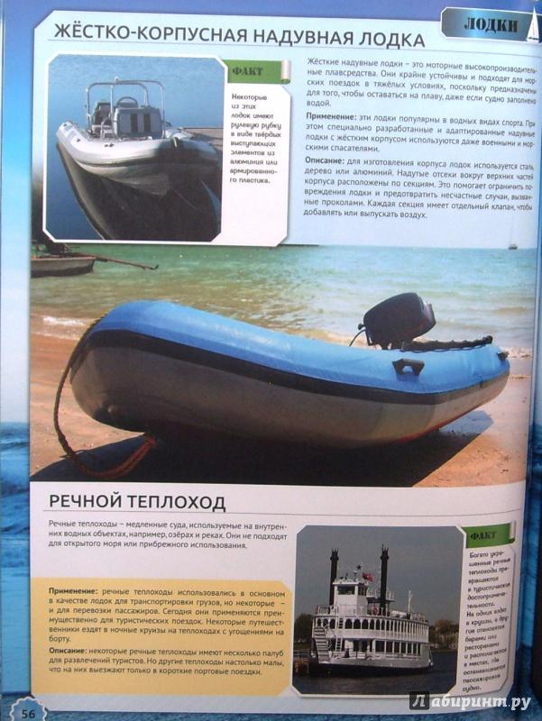 энциклопедия лодок