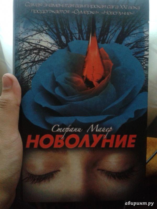 Книга Сумерки - читать онлайн Автор: Стефани