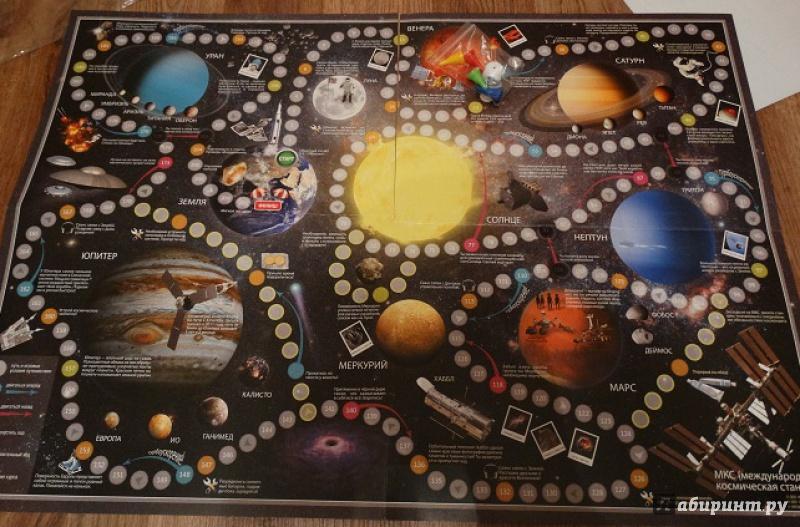 Как сделать космос для игры