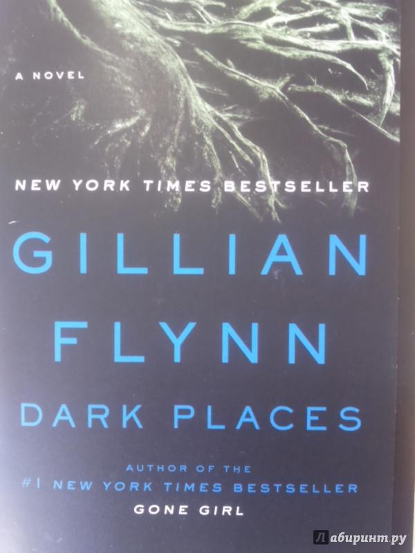 Иллюстрация 1 из 15 для Dark Places - Gillian Flynn | Лабиринт - книги. Источник: Салус