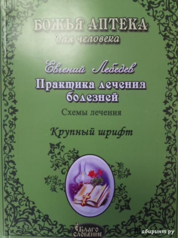 Иллюстрация 1 из 8 для Практика лечения болезней. Схемы лечения - Евгений Лебедев   Лабиринт - книги. Источник: Салус