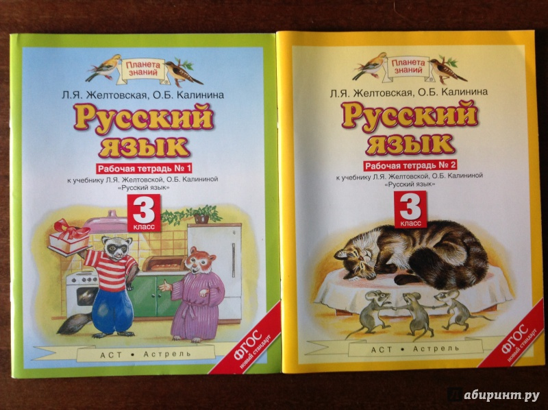 Купить гдз 3 класс по русскому языку желтовская
