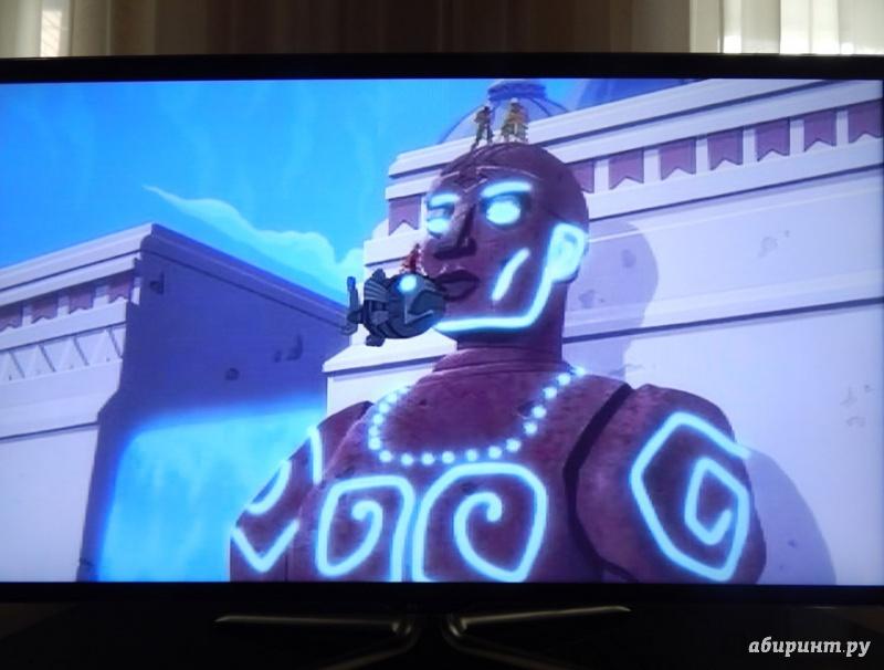 Иллюстрация 1 из 15 для Атлантида 2: Возвращение Майло (DVD) - Кук, Стоунс, Шелтон | Лабиринт - видео. Источник: Мелкова  Оксана