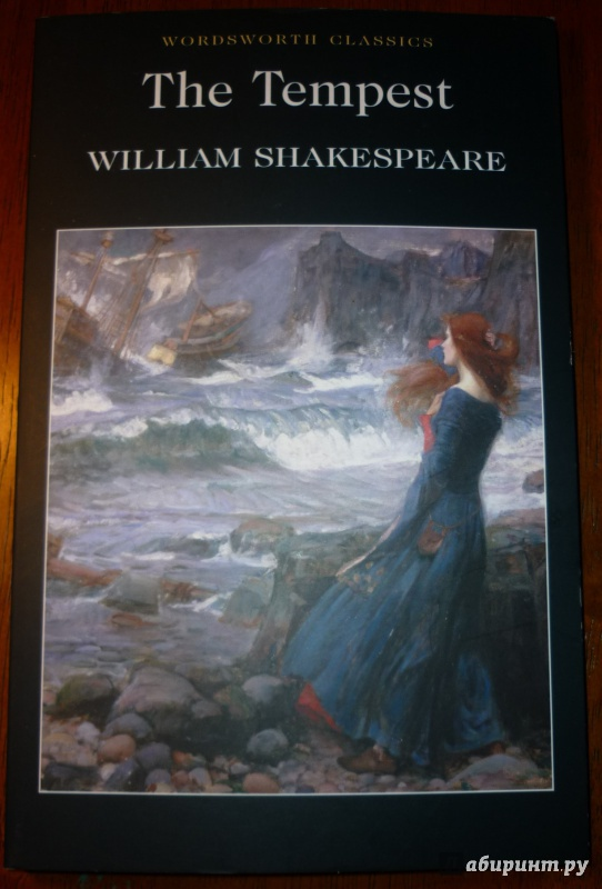 freedom versus control in the tempest by william shakespeare In the tempest, power and control are dominant themes as the characters are locked into a power struggle for their freedom and control of the island.