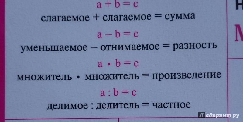 Иллюстрация 1 из 9 для Начальная школа. Математика | Лабиринт - книги. Источник: Гаврилова  Лейла