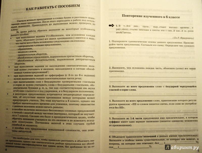 Иллюстрация 1 из 13 для Русский язык. 7 класс. Итоговая работа. Практикум. ФГОС - Назарова, Скрипка | Лабиринт - книги. Источник: Ника