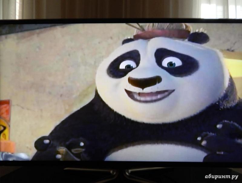 Иллюстрация 1 из 15 для Кунг-фу Панда 2 (Blu-Ray) | Лабиринт - видео. Источник: Мелкова  Оксана