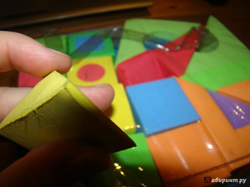 Иллюстрация 1 из 10 для Мягкий конструктор, 64 детали (47095) | Лабиринт - игрушки. Источник: Лысова  Анна Григорьевна