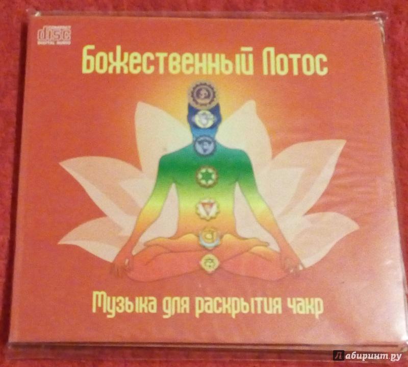 Иллюстрация 1 из 3 для Божественный Лотос. Музыка для раскрытия чакр (CD)   Лабиринт - аудио. Источник: Люда Мила
