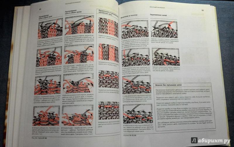 Большая энциклопедия по вязанию носков