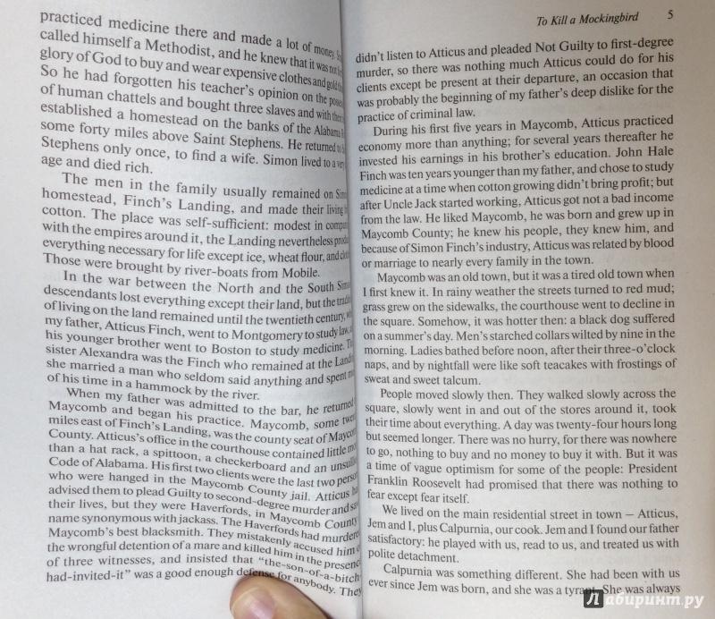 To Kill a Mockingbird Essay - Bartleby