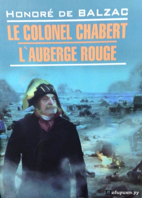 Dissertation Sur Le Colonel Chabert