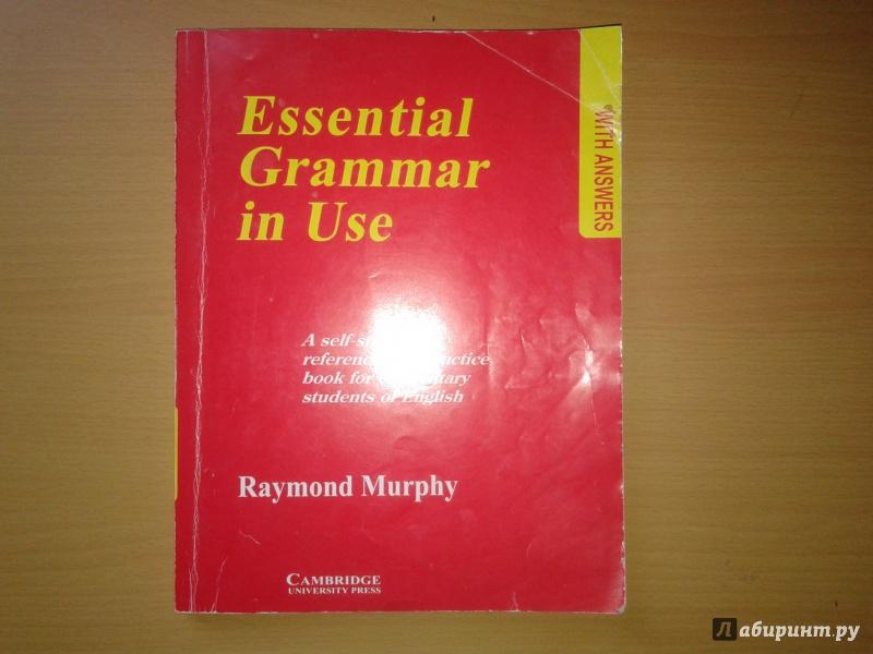 Иллюстрация 1 из 2 для Essential Grammar in Use: Elementary - Raymond Murphy | Лабиринт - книги. Источник: Пастухова  Инна