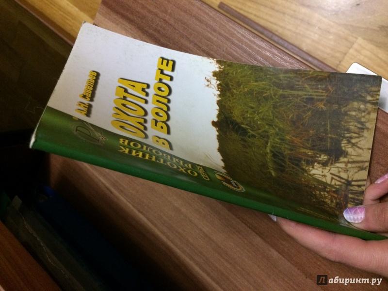 Иллюстрация 1 из 4 для Охота в болоте - Анатолий Савельев | Лабиринт - книги. Источник: Хельмянова  Юлия