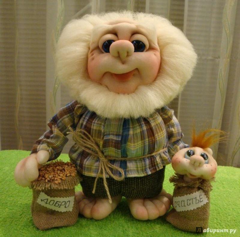 Домовушка кукла своими руками мастер класс