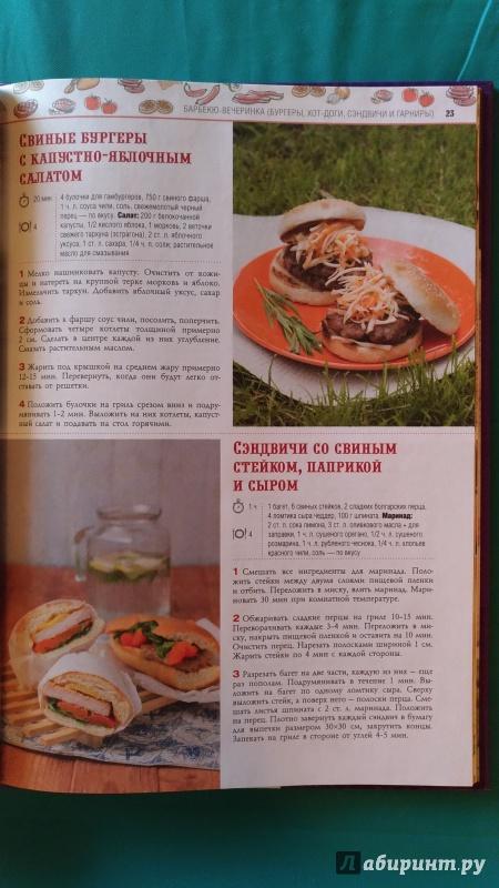 Рецепты блюд для приготовления на гриле