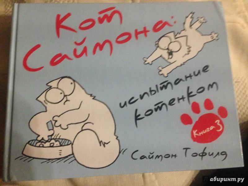Иллюстрация 1 из 25 для Кот Саймона: Испытание котенком - Саймон Тофилд | Лабиринт - книги. Источник: Кузнецова  светлана петровна
