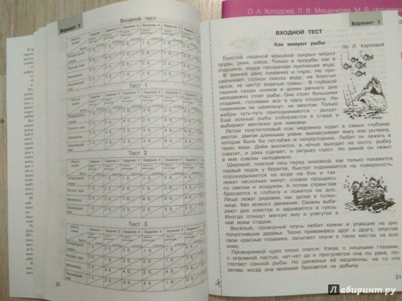 работы гдз по о.а.холодова класс текстам комплексные 3