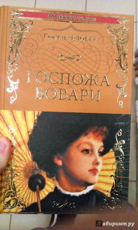 Скачать книгу госпожа бовари fb2