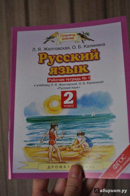 Л.я.желтовская Русский Язык 4 Класс Решебник Готовые Ответы