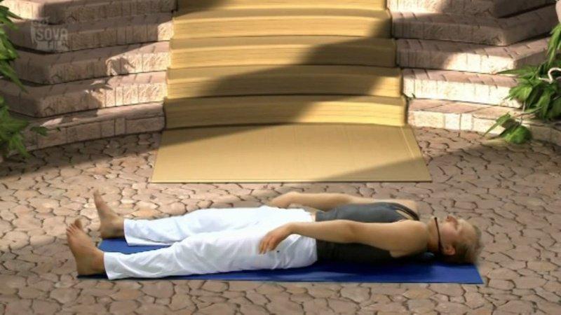 Yoga nidra en madrid clases