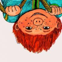 Выдуманные существа в детских книгах: Груффало, Субастик и другие