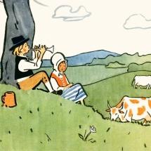«Энас-книга» о чувстве ностальгии и любимых старых книжках