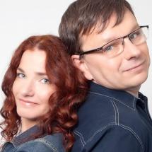 Возвращение писателя о двух головах! <br>Жвалевский и Пастернак — <br>о своих книгах для подростков