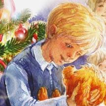 Маленькие новогодние чудеса. Сказка об исполнении желаний