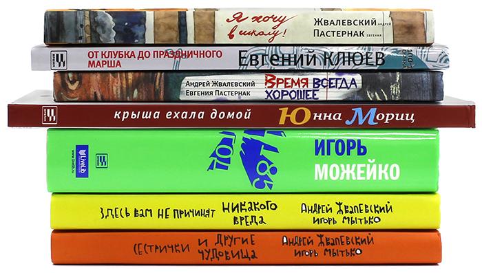 Книги издательства Время