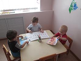 Тюменский дом ребенка. Фотоотчет