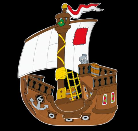 Книга-игра Пираты