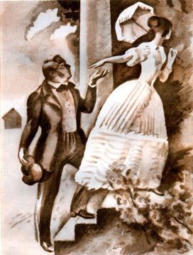 сочинение по обломову любовь обломова ольга ильинская и агафья пшеничная