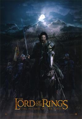 Властелин колец. Возвращение короля. Экранизация саги Дж.Р.Р. Толкина