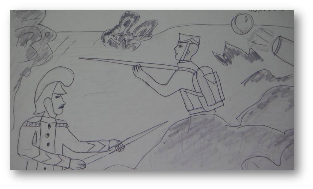 рисунки война 1812 года: