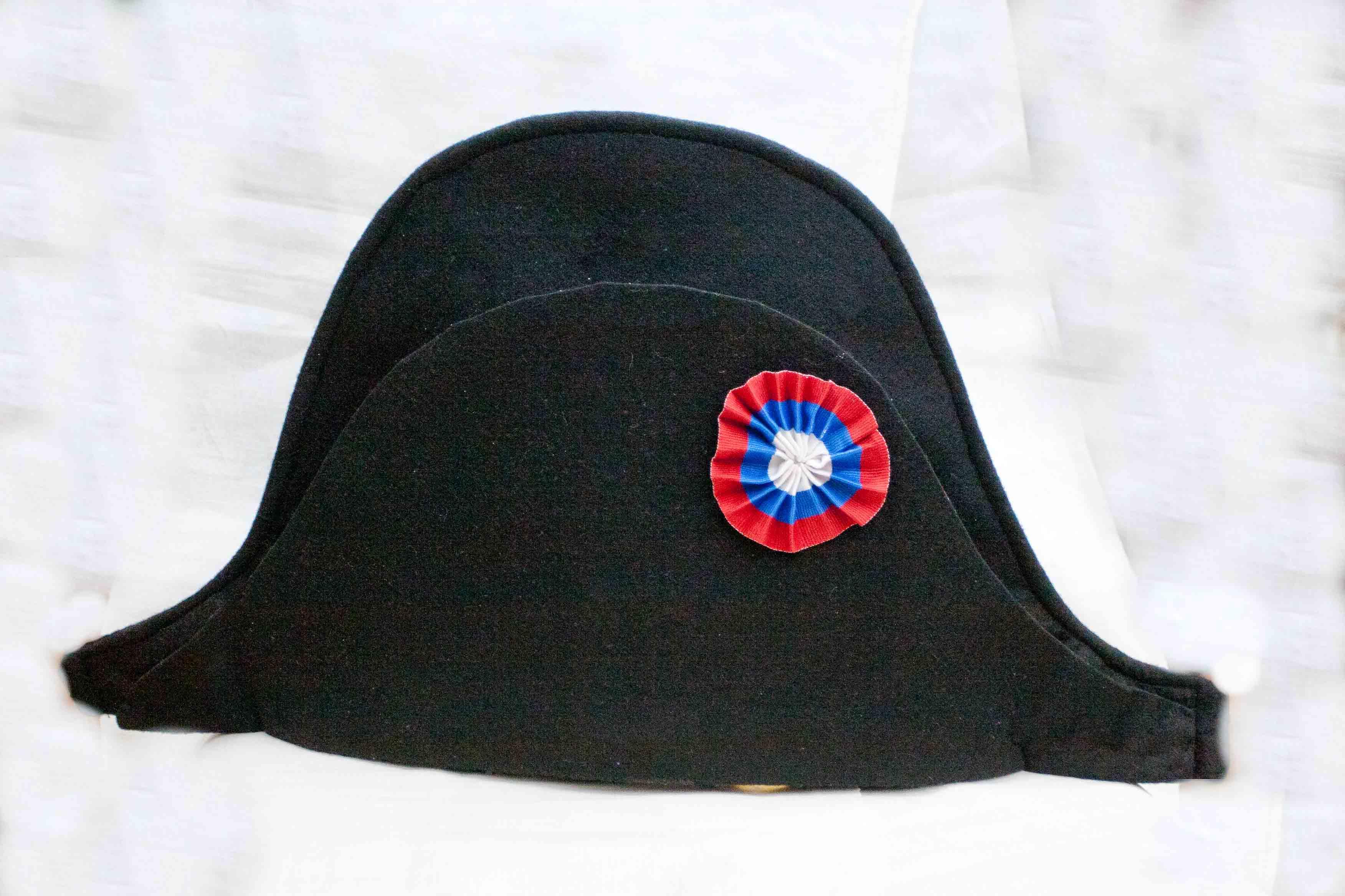 Как сделать шляпу генерала из бумаги