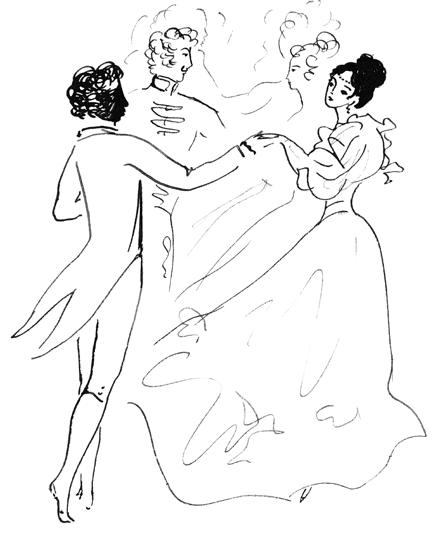 Иллюстрации Нади Рушевой