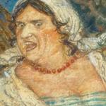 Исаак Бабель «Одесские рассказы». Иллюстрация Антона Ломаева