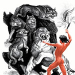 Маугли. Иллюстрации Сергея Артюшенко