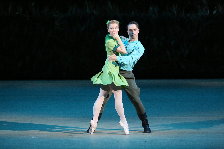 фото из балета светлый ручей и отзывы чем носить черную