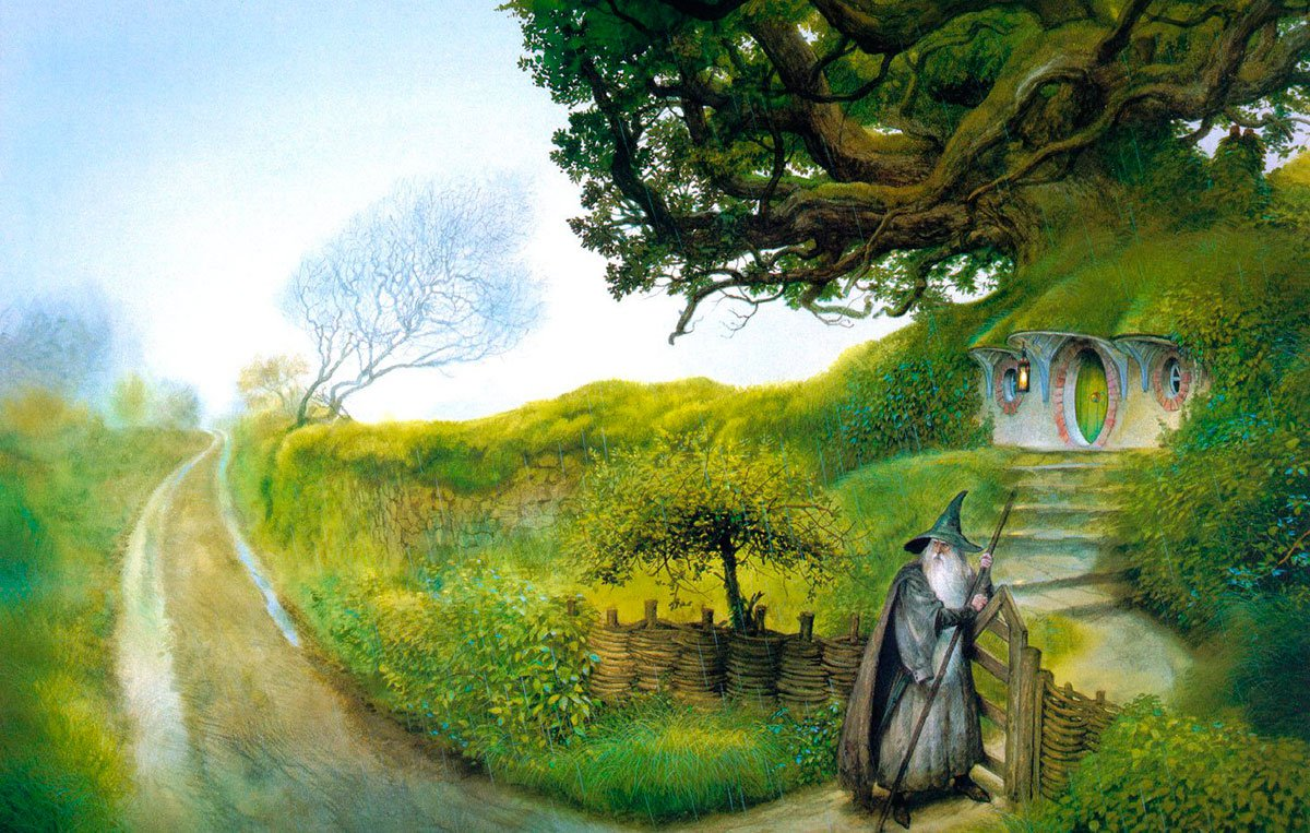 an analysis of the hobbit by jrr tolkien The hobbit: an unexpected journey covers the first six chapters of the hobbit with in the hobbit  tolkien never alluded to any dwarves in middle.