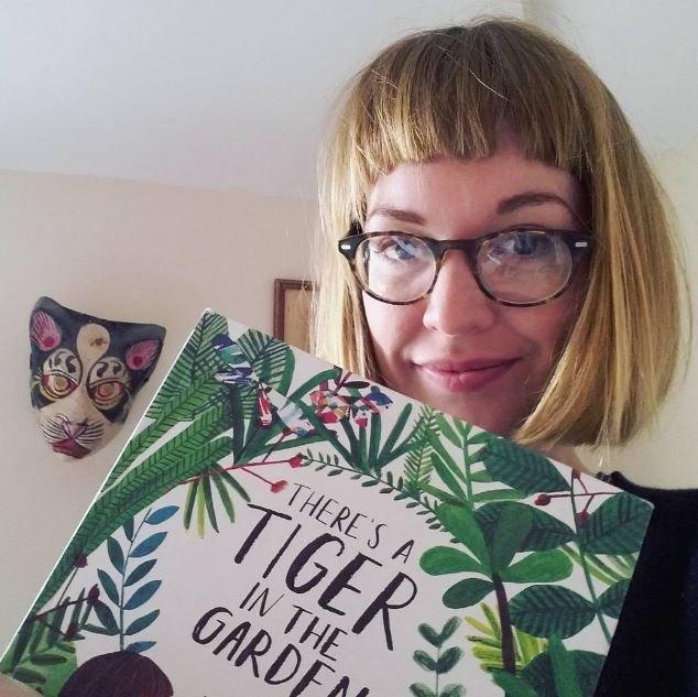 Лиззи Стюарт и «Тигр в саду»