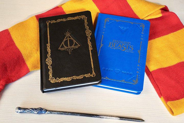 Блокноты из серии «Коллекция Гарри Поттера»