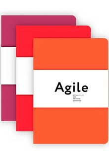 Катерина Ленгольд - Космос. Agile-ежедневник для личного развития. Яркие обложки. 3 тетради