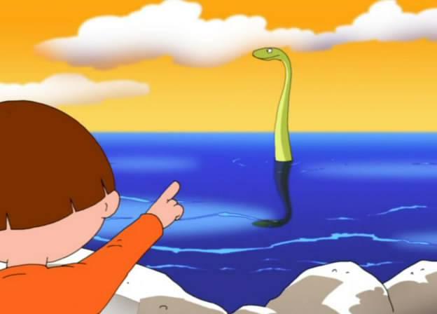 Иллюстрация 1 из 8 для В мире динозавров (DVD) - Роберт Саакянц | Лабиринт - видео. Источник: мама малыша