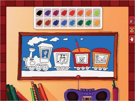 Иллюстрация 1 из 4 для Несерьезные уроки. Учимся рисовать. Для детей от 5 до 10 лет (CDpc) | Лабиринт - софт. Источник: МЕГ