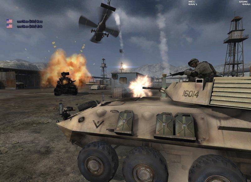 Иллюстрация 1 из 2 для Battlefield 2 (DVDpc) | Лабиринт - софт. Источник: HappyJul