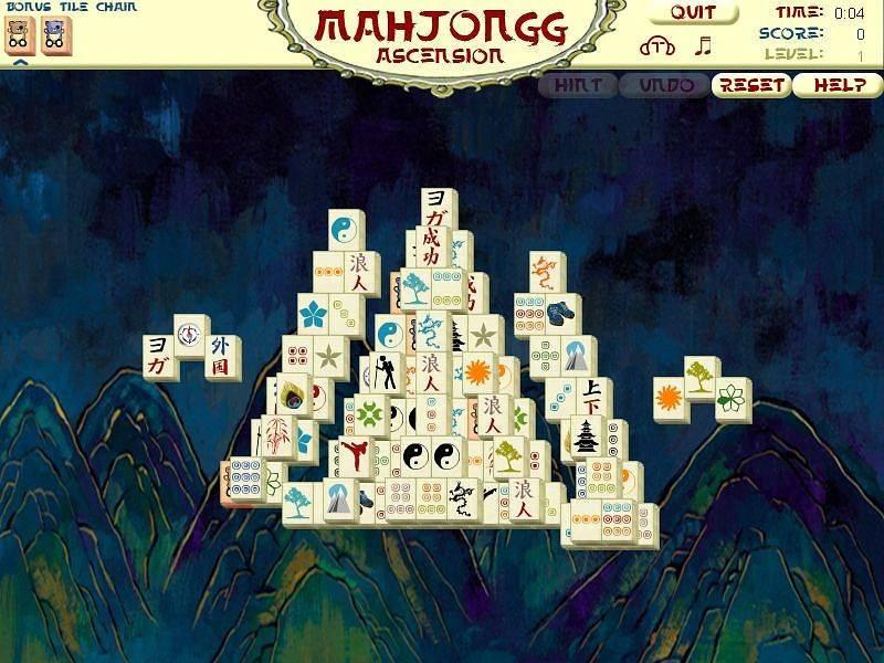 Иллюстрация 1 из 5 для Маджонг: Восточная головоломка (CDpc) | Лабиринт - софт. Источник: HappyJul