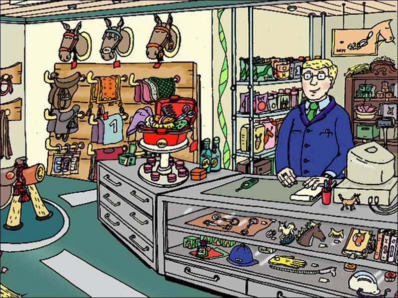 Иллюстрация 1 из 2 для Мое поместье | Лабиринт - софт. Источник: HappyJul