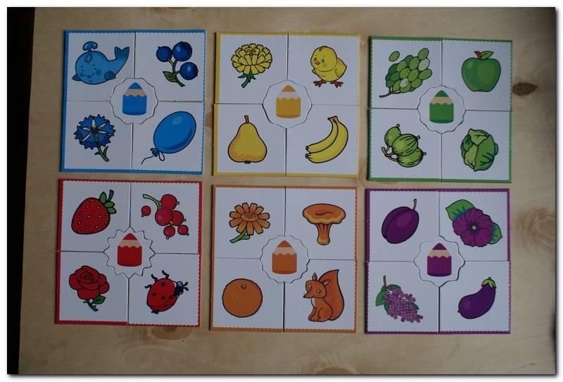 Иллюстрация 1 из 6 для Ассоциации: Цвета (5573) | Лабиринт - игрушки. Источник: РИВА
